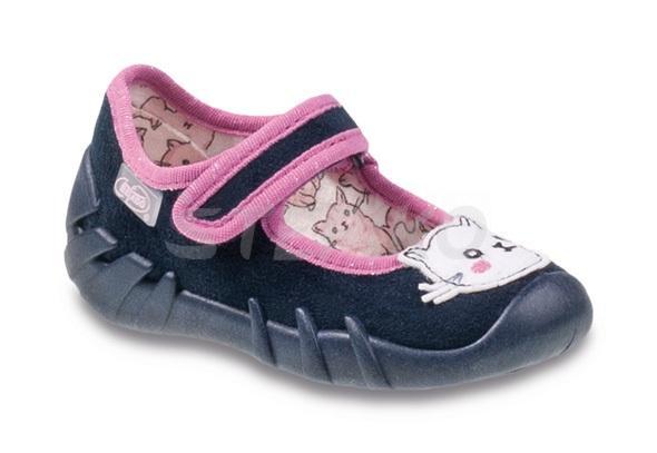 9756446ab369b8 Дитячі текстильні мокасини Befado Speedy 109P157 купити недорого, ціна