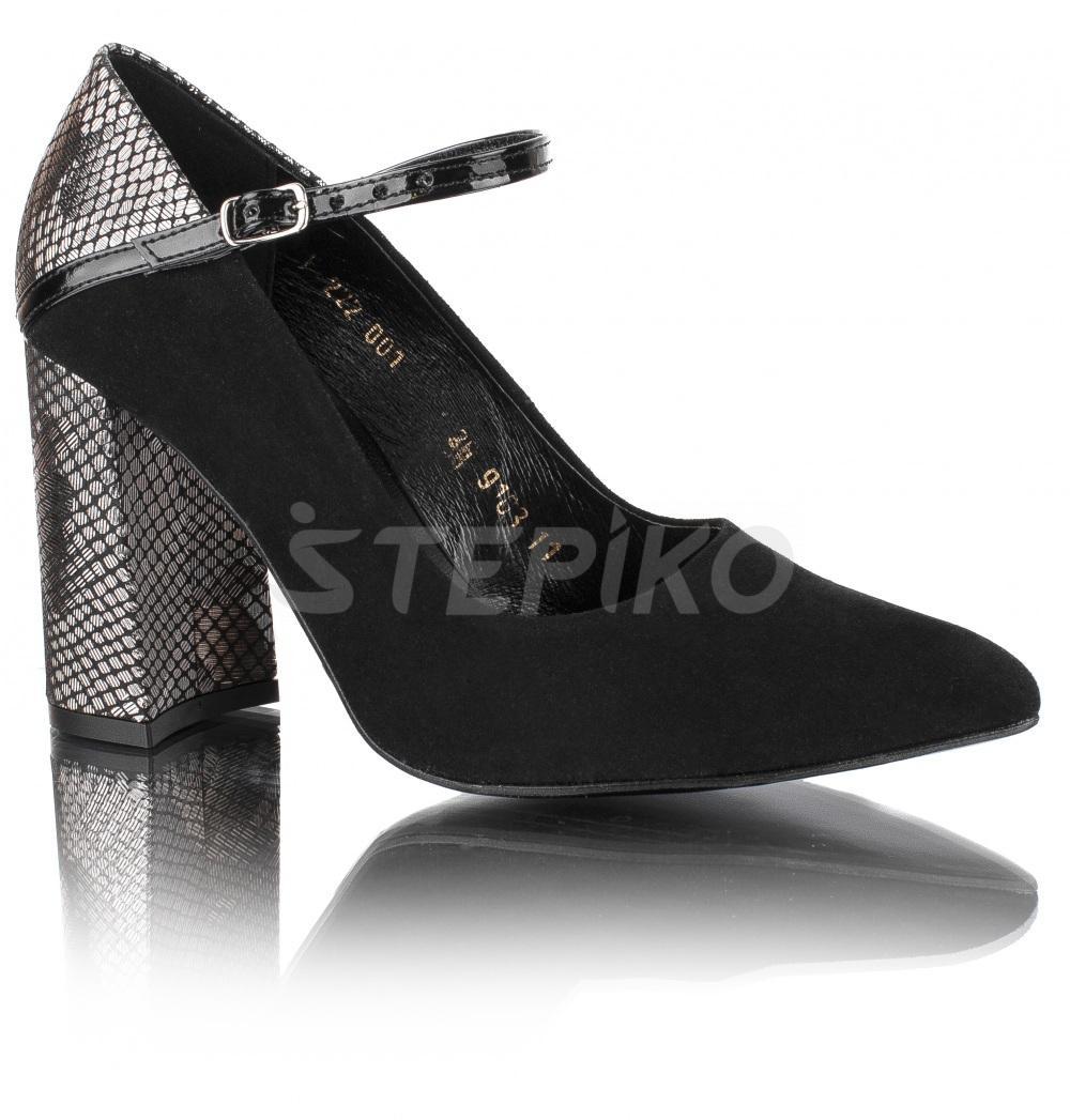 Жіночі замшеві туфлі Damiano 0462 купити недорого 772becec8a643