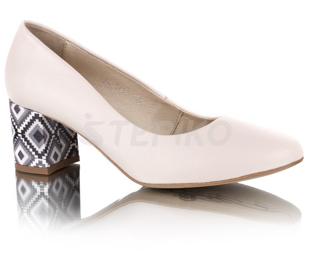 70463d615 Женские кожаные туфли Kordel Exclusive 0470 купить недорого, отзывы