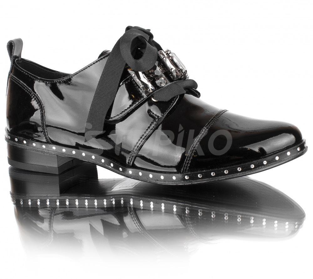ae2a9272f Женские кожаные туфли Nicole 0469 купить недорого, отзывы