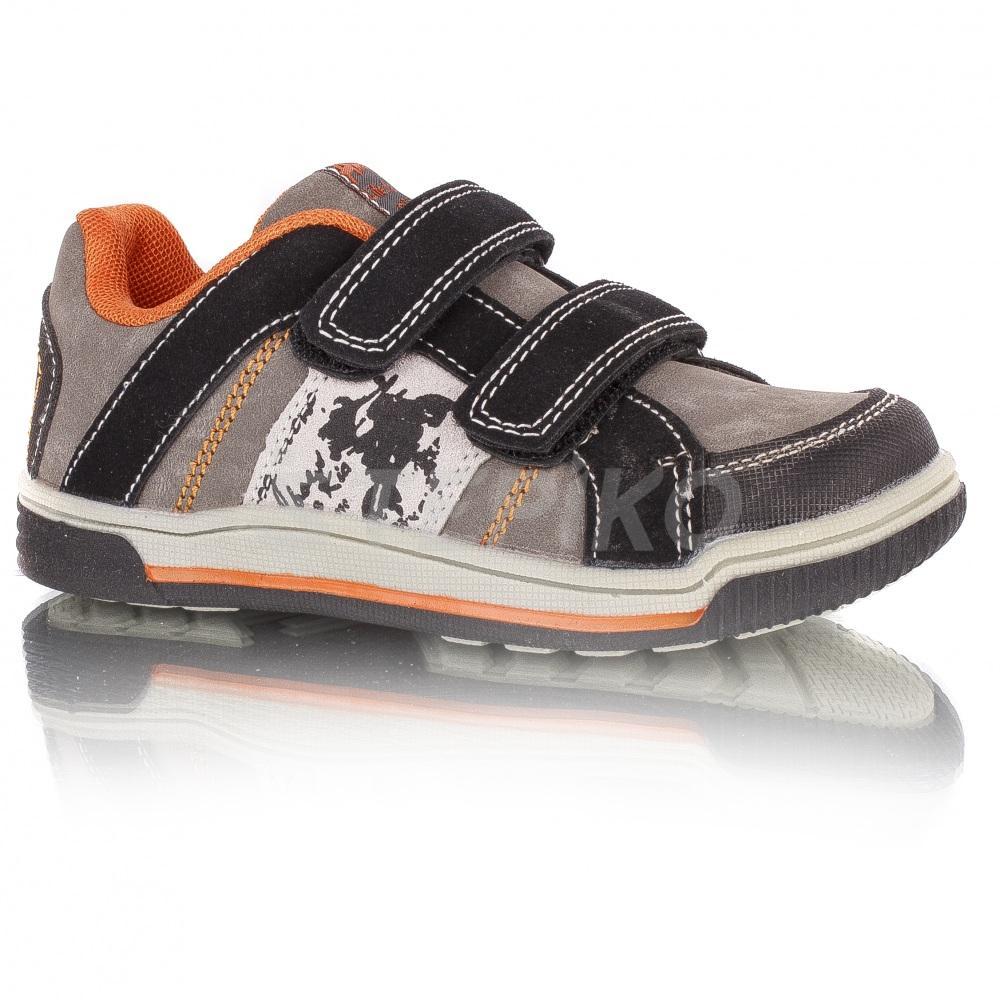 Дитячі кросівки American club 187 18 (сірий) купити недорого db740169f3f10