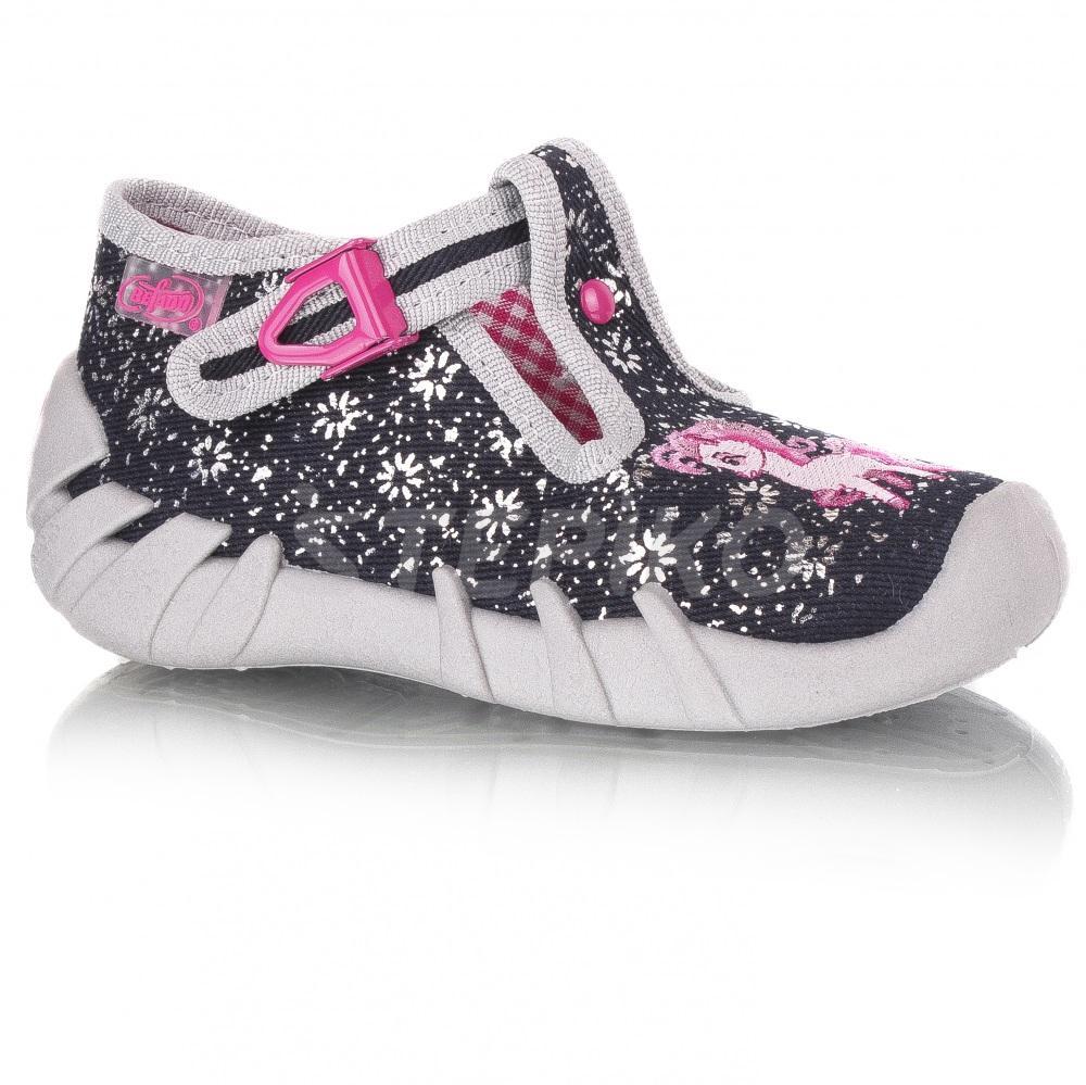 ec63927352169d Дитячі текстильні мокасини Befado Speedy 110P328 купити недорого, ціна