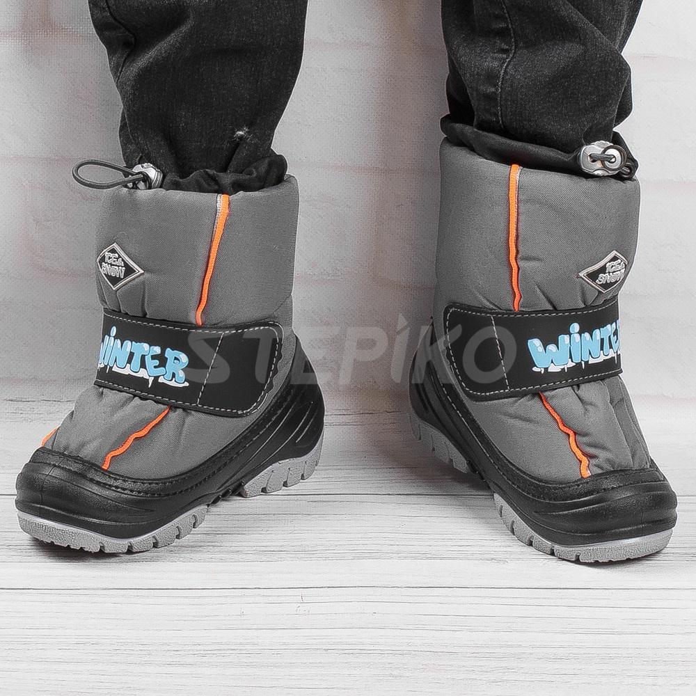 Демар Айс Сноу - фото на ногах