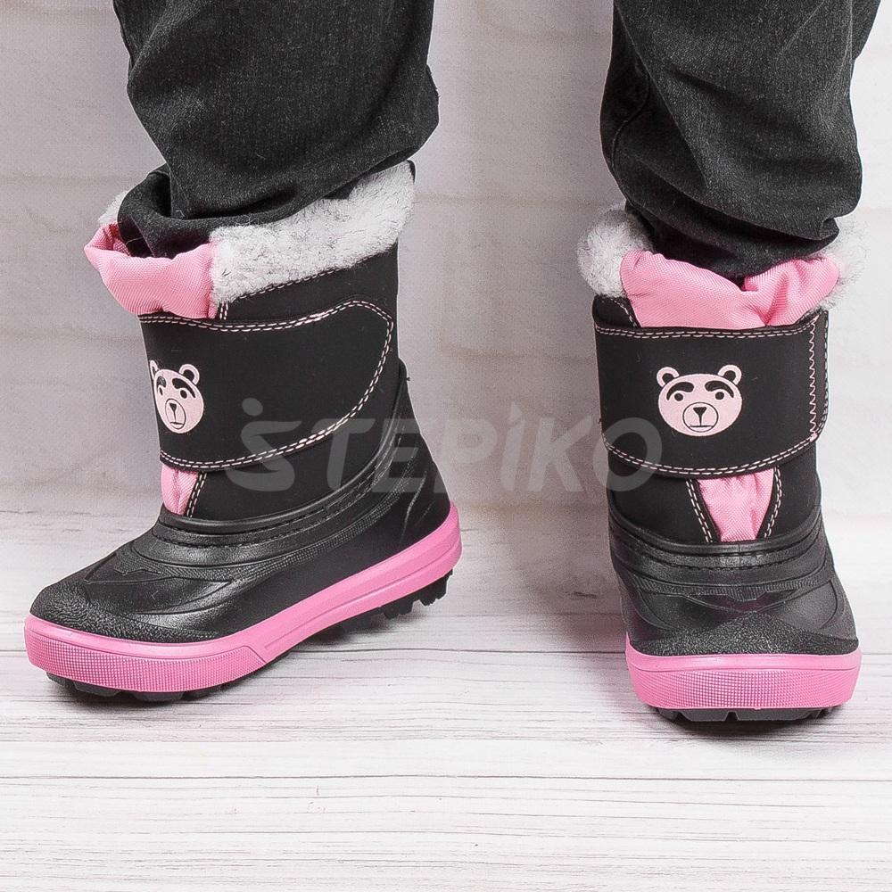 Демар Беар рожеві - фото на ногах