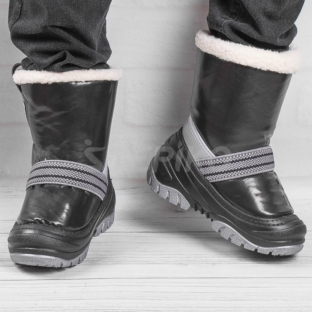 Демар Тобі чорні - фото на нозі