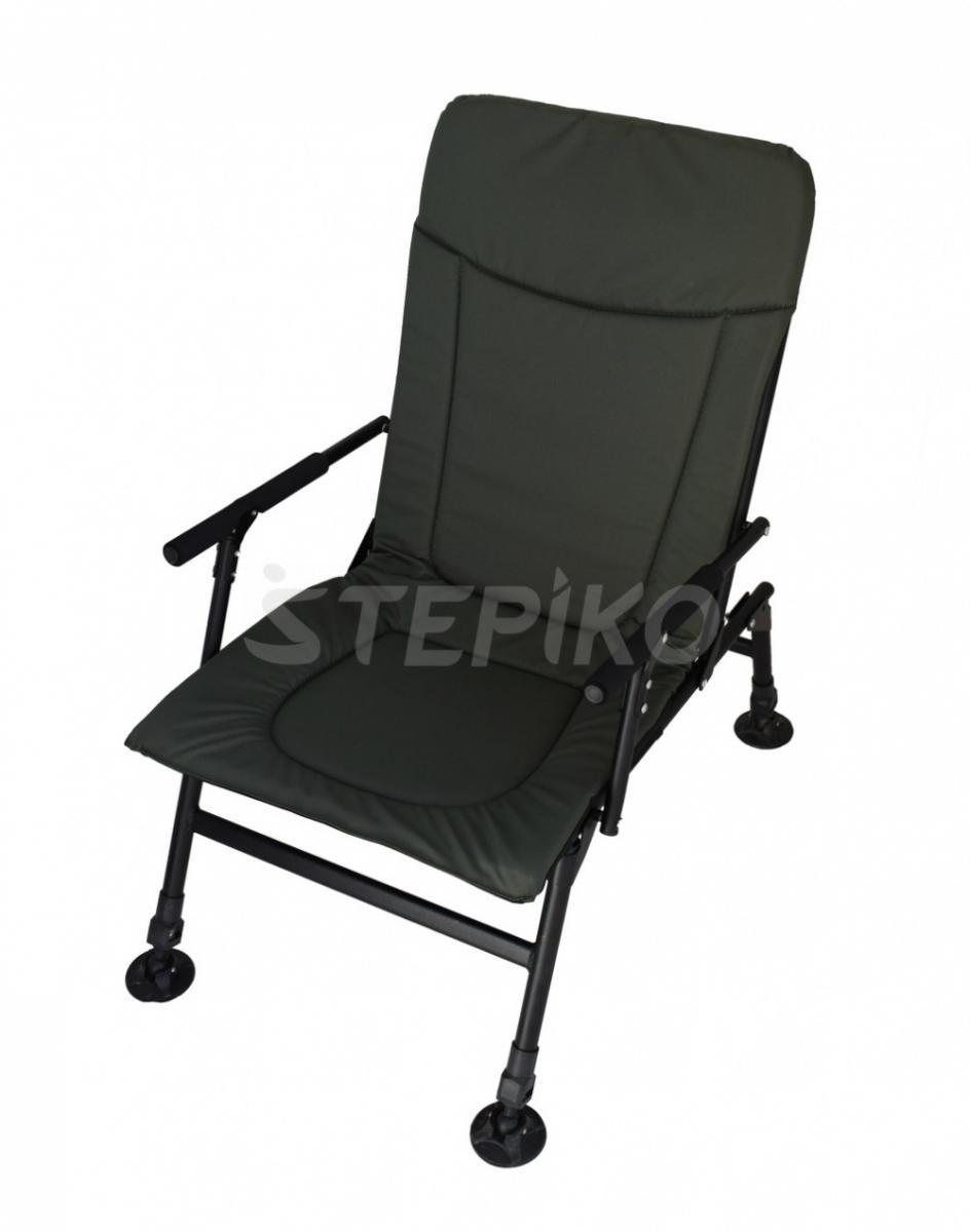 Крісло рибальське, карпове Vario Camping купити недорого, ціна