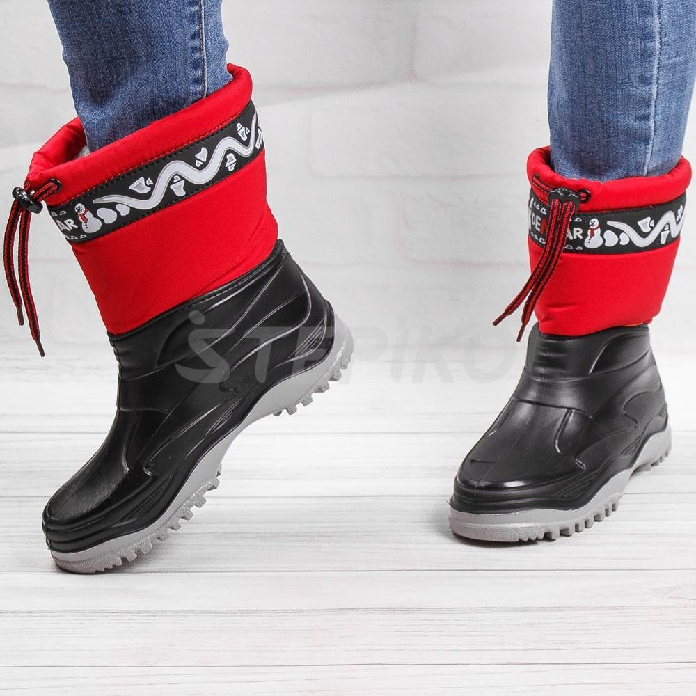 Демар Фрост червоні - фото на ногах