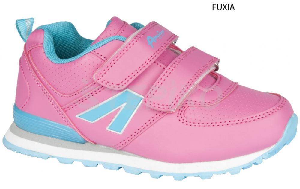 Дитячі кросівки AMERICAN CLUB 120 15-1 рожевий купити НЕдорого 9f84f00ed53c2