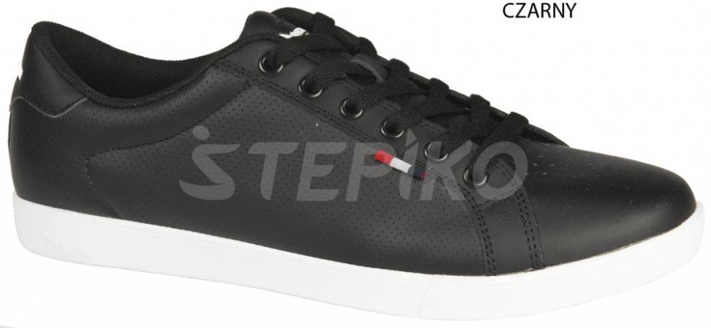 Чоловічі шкіряні кросівки AMERICAN CLUB 40 15 (чорний) фото 181153e899543