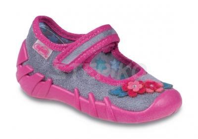 Дитячі текстильні мокасини BEFADO Speedy 109P138 купити НЕдорого 779626314b146