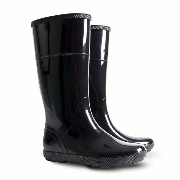 Жіночі гумові чоботи DEMAR HAWAI LADY BB Чорні купити недорого f643ce6306759