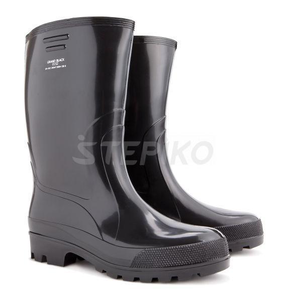 Чоловічі літні чоботи для полювання і риболовлі DEMAR GRAND BLACK купити 0519b164f9aa1