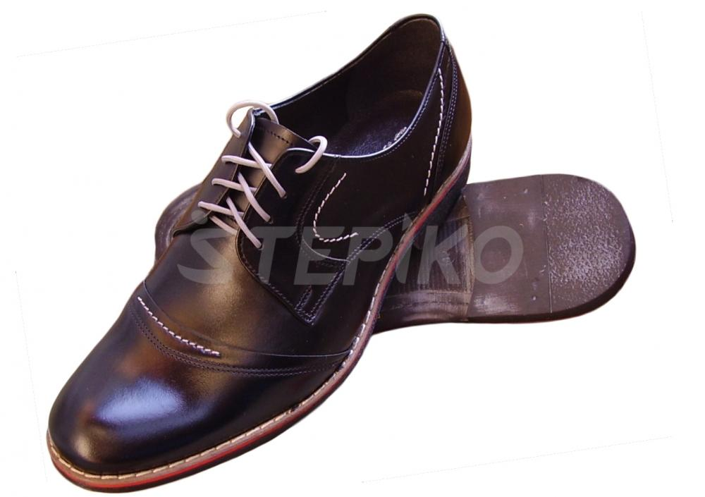 9a40e2fcb4fb11 Чоловічі шкіряні туфлі EDEK 022 • купити недорого в УКРАЇНІ