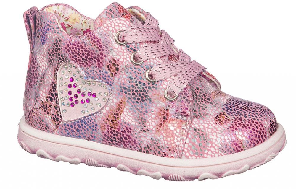 7f000cae4 Детские демисезонные ботинки AMERICAN CLUB 53/17 (розовый) фото