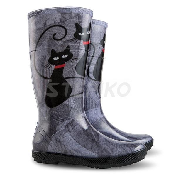 Жіночі резинові чоботи Demar Hawai Lady Exclusive ED (котики) купити ... acf08751bd994