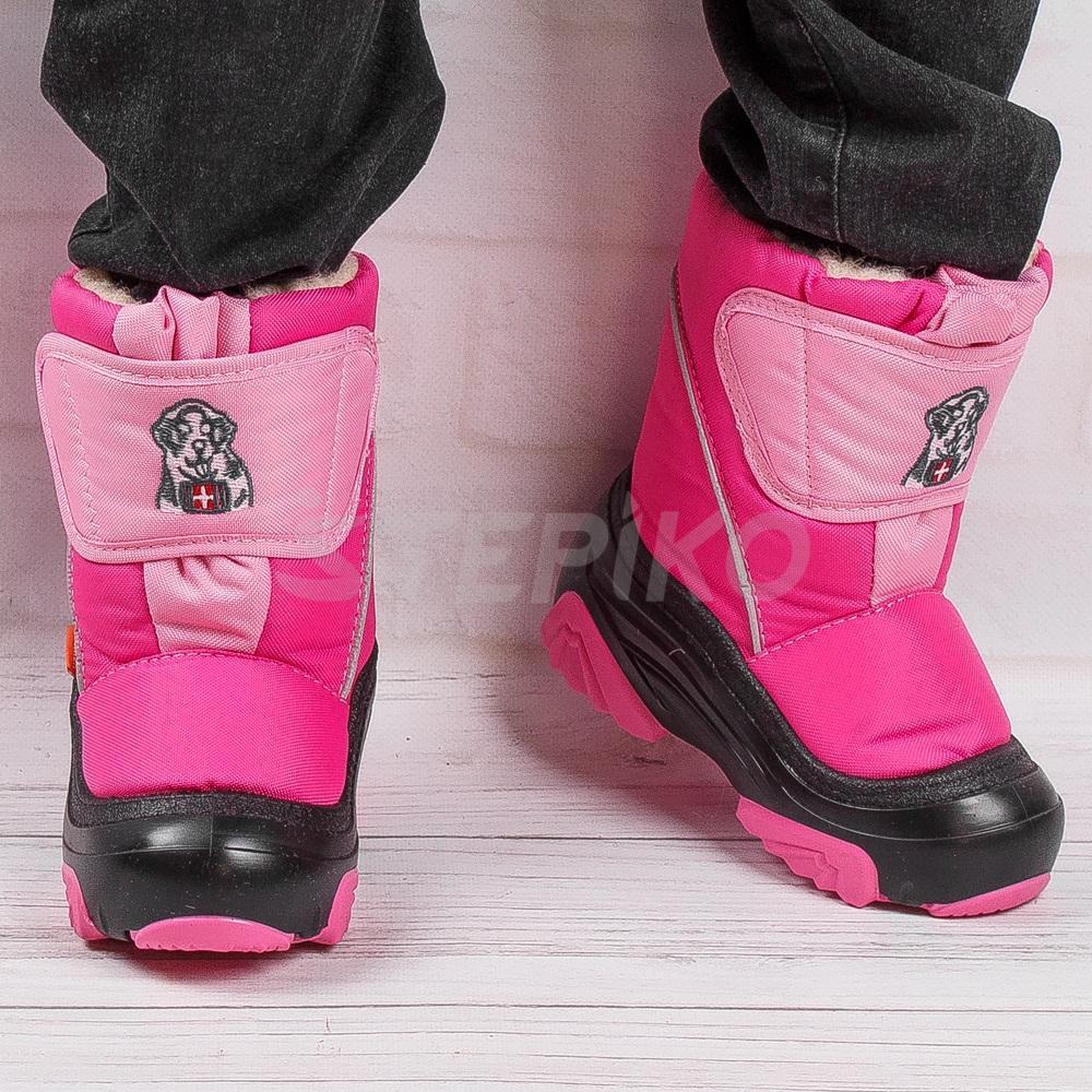 Демар Догги розовые - фотография на ногах
