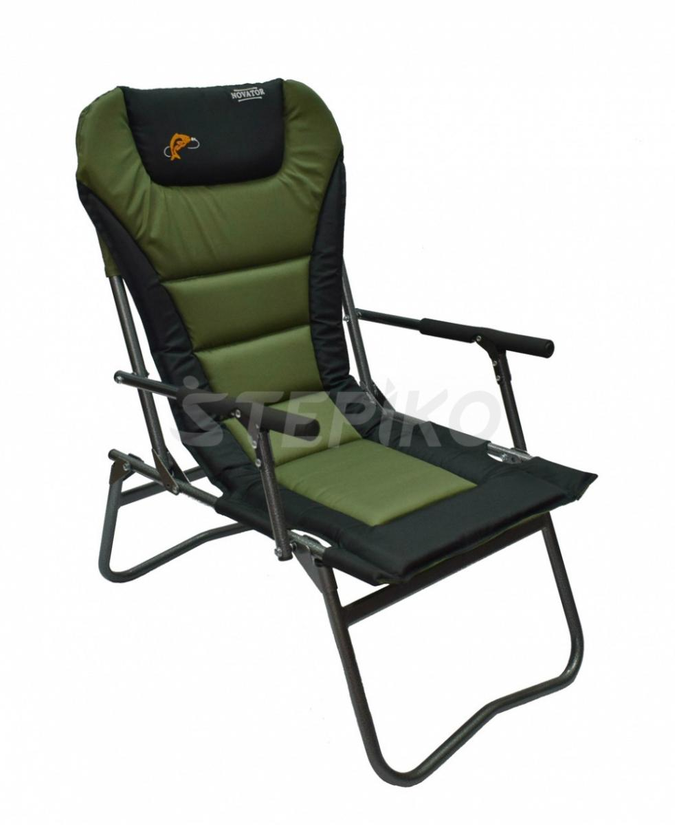 Крісло рибальське, карпове Novator SF-4 Comfort купити недорого, ціна