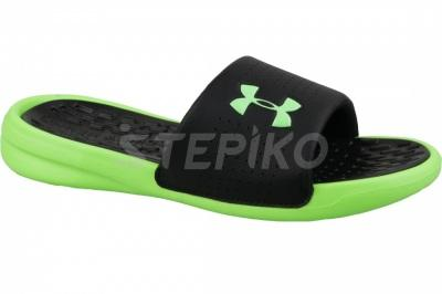 Чоловічі шльопанці Under Armour Playmaker Fixed Strap Slides 3000061-004