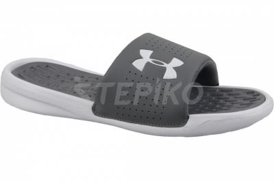 Чоловічі шльопанці Under Armour Playmaker Fixed Strap Slides 3000061-101