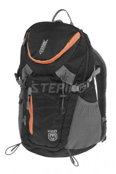 Рюкзак Promacher HERMIS BACKPACK BLACK/ORANGE