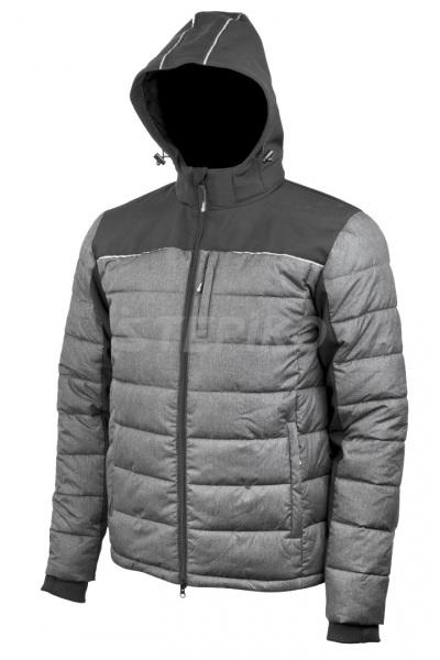 Мужская куртка Promacher CHION JACKET BLACK GREY
