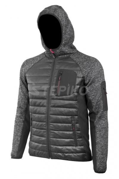 Мужская кофта Promacher HYBRIS JACKET GREY/BLACK
