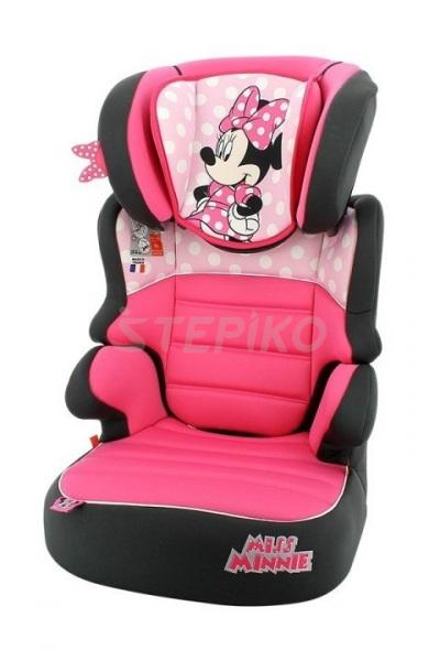 Автокресло 15-36 кг Nania Befix LX Disney Minnie Mouse фото