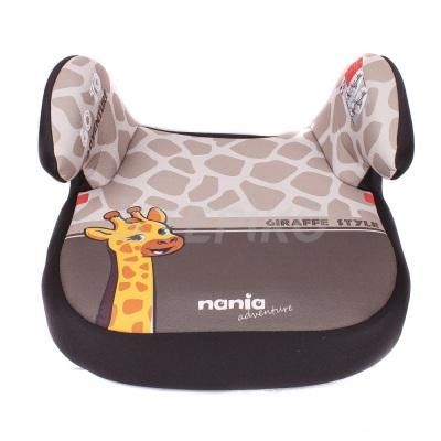 Автокрісло бустер Nania Dream Animals Girafe (жирафа)
