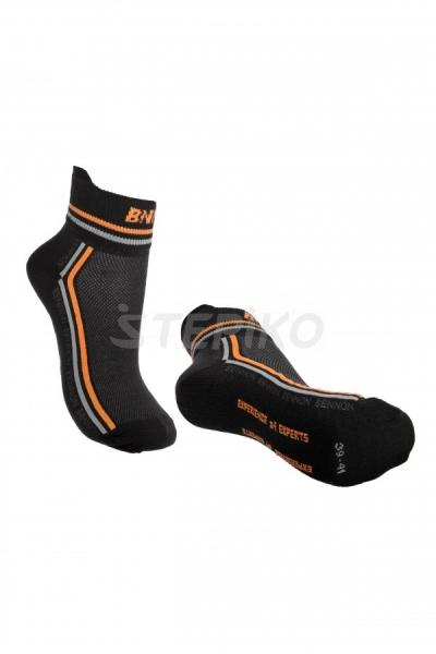 Мужские носки BENNON TREK SOCK SUMMER Black