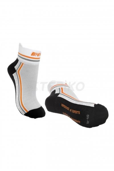 Женские носки BENNON TREK SOCK SUMMER White фото
