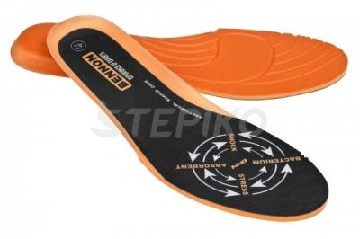 Мужские стельки BENNON ABSORBA PLUS Insole Orange фото